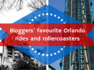 Orlando rides and rollercoasters