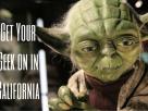 Get Your Geek on in California