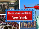 Tips on taking kids to New York
