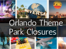 Orlando Theme Parks Set to Close As a Result of Hurricane Matthew