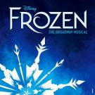 Frozen tickets for £89 logo