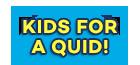 Wonderworks Kids for a Quid! logo