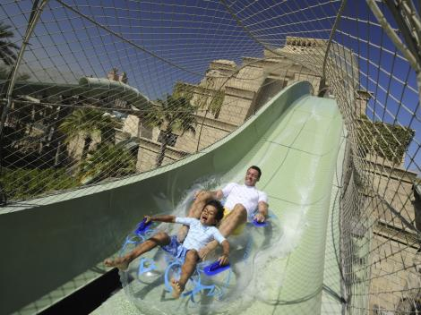 Aquaventure Waterpark at Atlantis The Palm