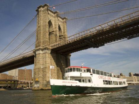 New York Full Island Sightseeing Cruise