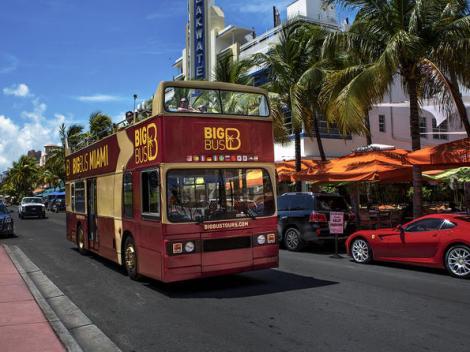 Big Bus Miami All Loops Bus Tour