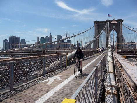 Bike the Brooklyn Bridge Tour