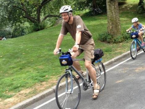 Bike Central Park