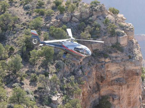 Canyon Spirit Deluxe Helicopter Tour - Departing from Grand Canyon South Rim