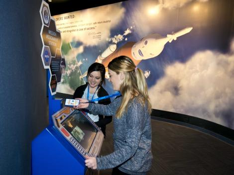 Cosmic Quest at Kennedy Space Center