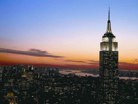 Empire State Building Observatory
