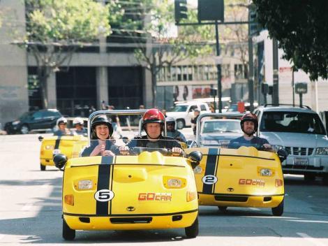 GoCar GPS San Francisco