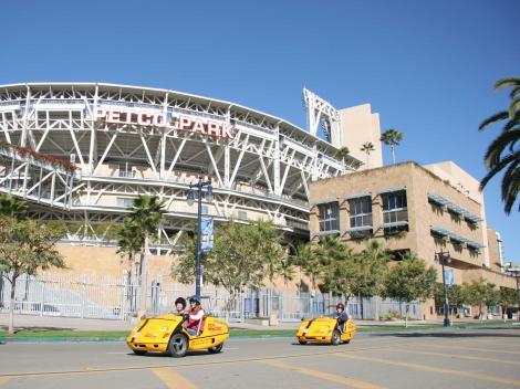 GOCAR GPS Guided Tour – San Diego