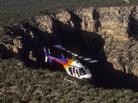 Grand Canyon South Rim Coach Tour with Helicopter