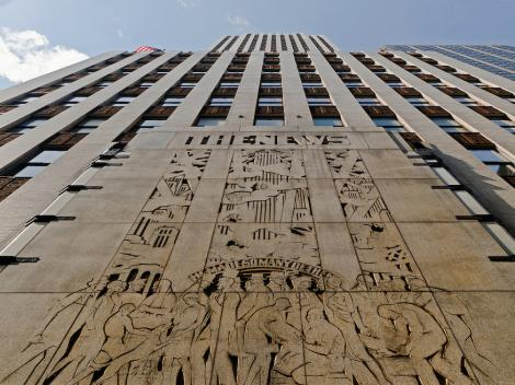 Highlights of Midtown Architecture Walking Tour