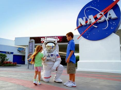 Kennedy Space Center with Transportation
