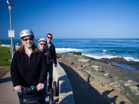 The La Jolla Segway Tour