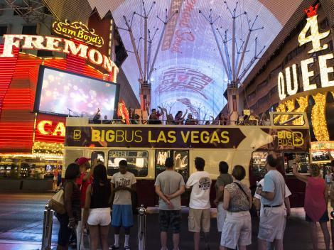 Las Vegas Panoramic Night Tour