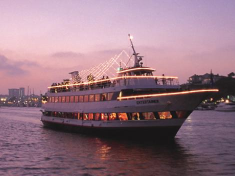 Los Angeles Starlight Dinner Cruise