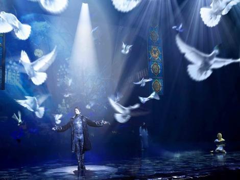 MINDFREAK LIVE! by Cirque Du Soleil