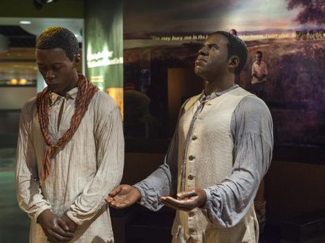 NYC Slavery and Underground Railroad Tour
