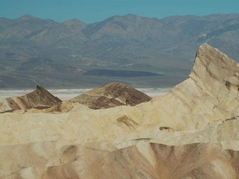 One Day Death Valley Tour