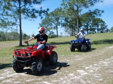 Orlando ATV Experience