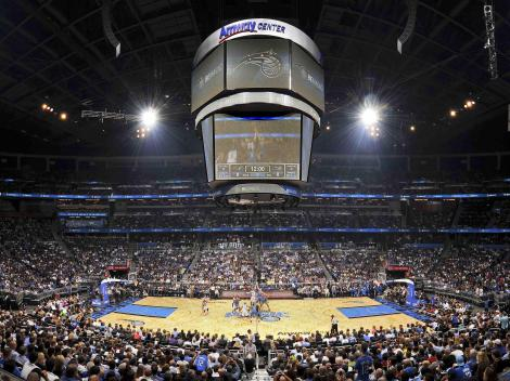 Orlando Magic Basketball - Ticket Only