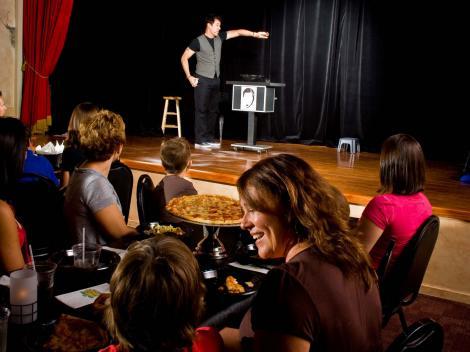 The Outta Control Magic Comedy Dinner Show