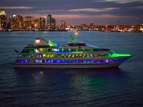 Rock the Yacht