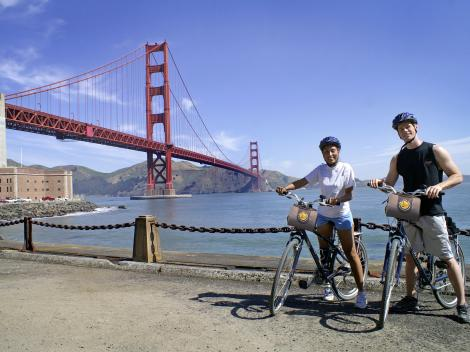 San Francisco Bike Tours & Rental