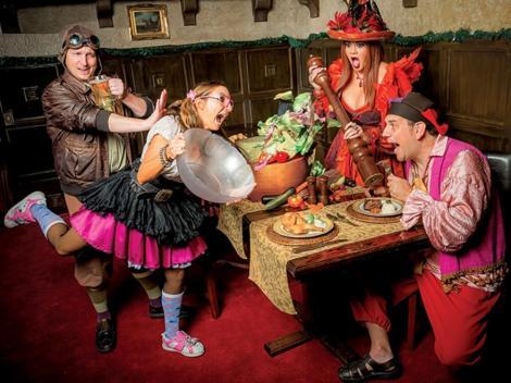Treasure Tavern Dinner & Show