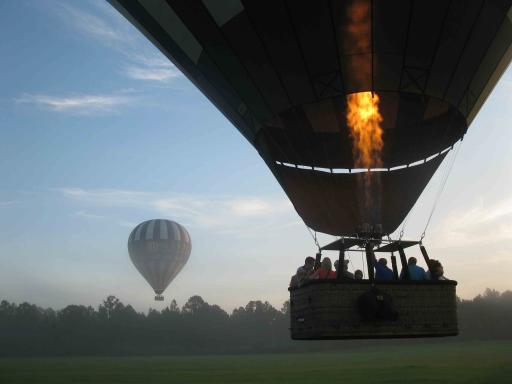 Balloon Flights over Orlando