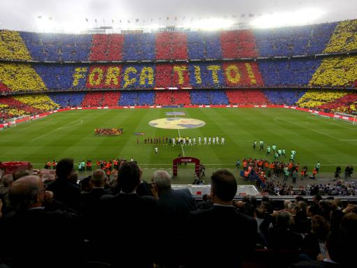 Barcelona Football Tickets