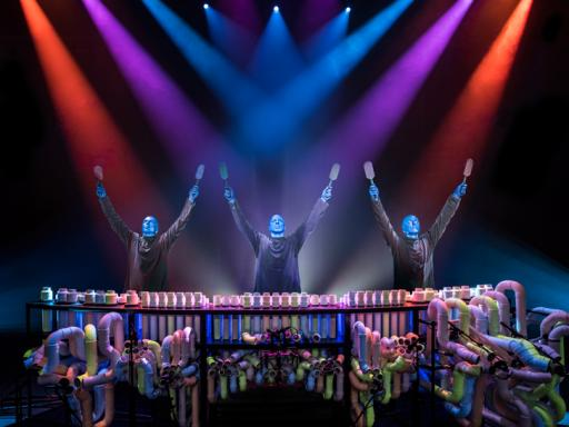 Blue Man Group - Off Broadway