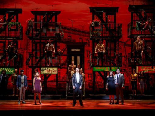 A Bronx Tale Broadway Tickets