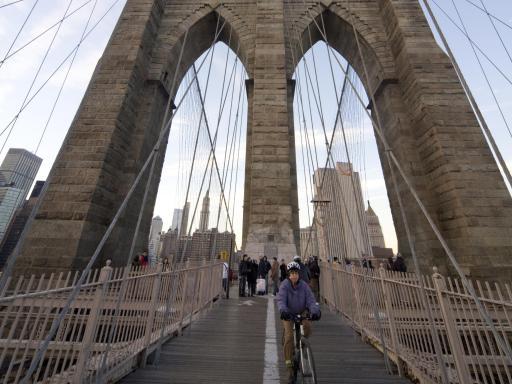 Brooklyn Bridge Bike Rental