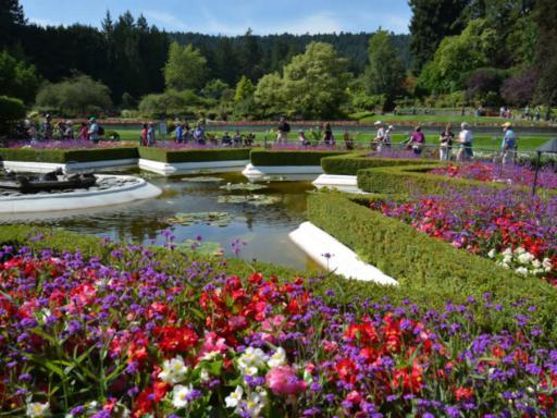 Butchart Gardens Shuttle