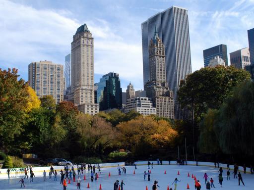Central Park Ice Skating Tickets