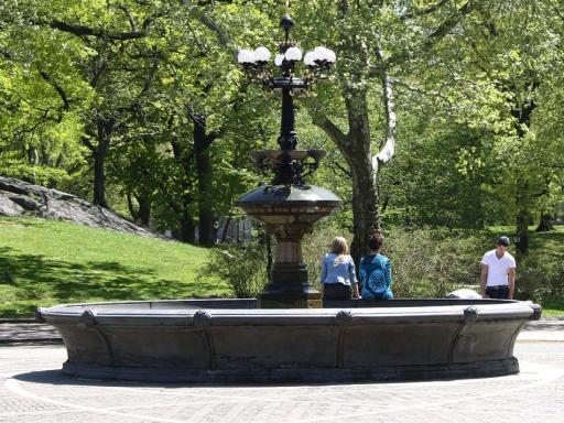 New York Central Park Movie Sites Tour
