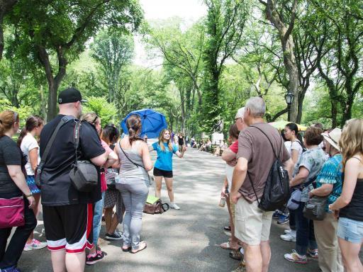 Central Park Walking Tour of TV & Movie Sites