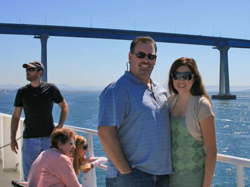 Champagne San Diego Brunch Cruise