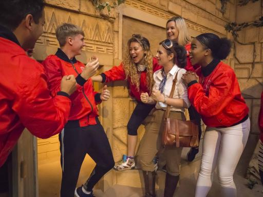 The Crystal Maze LIVE Experience London
