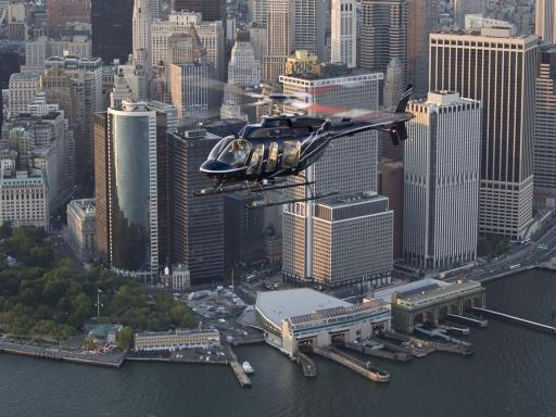 The Deluxe Helicopter Tour
