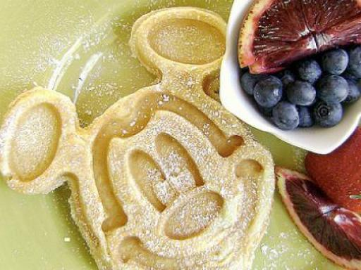 Disney VIP Character Breakfast with Limousine Transfers