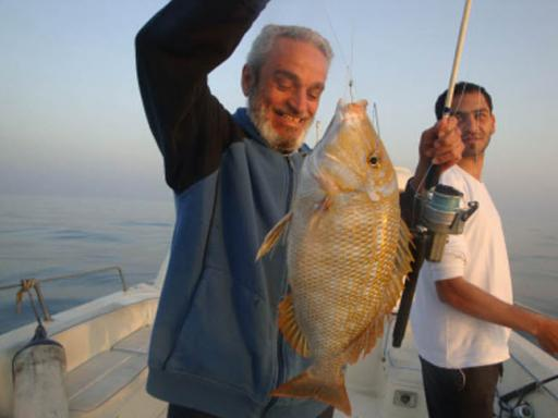 Dubai Deep Sea Fishing