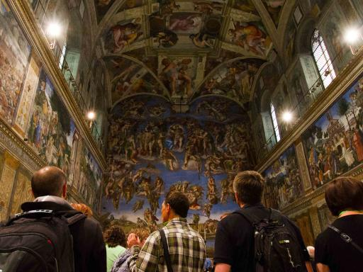 Early Entry Sistine Chapel & St Peter's Basilica Express Service