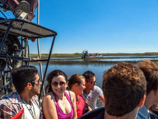 Everglades Tour with Airboat Ride