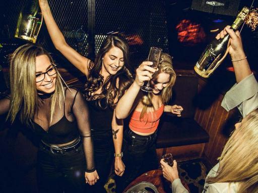 Girls Night Out in Vegas