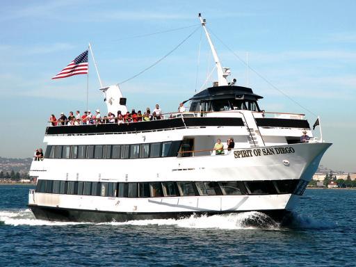 Go San Diego Card Harbour Excursion