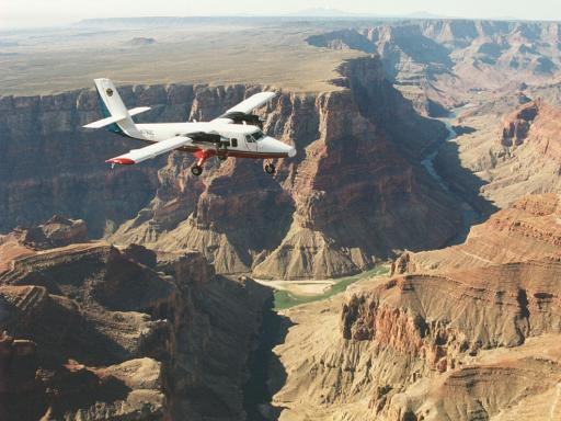 Grand Canyon Deluxe Air & Ground Tour